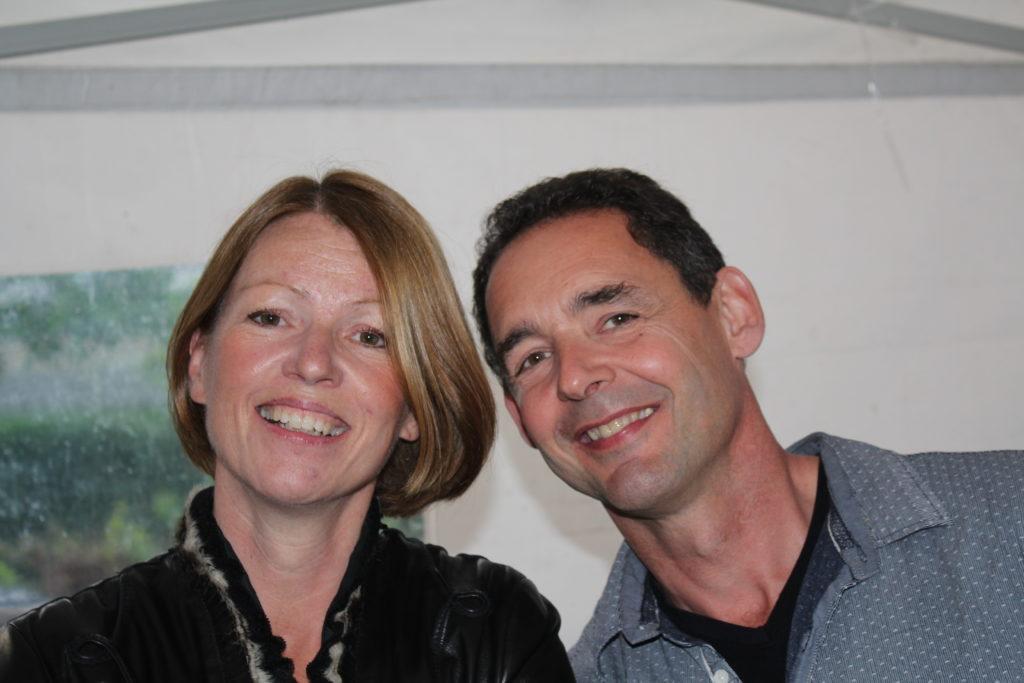 portret Michel en Monique